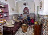 Riad Dar Limoun Amara Marrakech Game - Reading Room