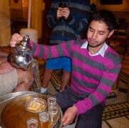 Riad Dar Limoun Amara - Moroccan Tea