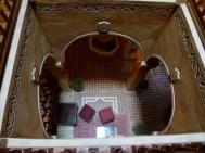 Riad Inna Essaouira Morocco Central Stairs