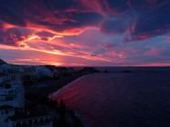 Almuñécar-Playa-San-Cristóbal-Sunrise