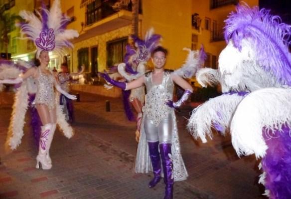 Carnaval Almunecar Spain 2014