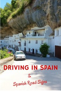 Driving in Spain and Spanish Road Signs, All of the tips are provided for you with many resources for your time in Spain. Read more on WagonersAbroad.com