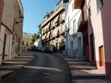 Almuñécar Spain - Around town