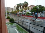 Almuñécar Spain Rain Storm 9 -2012 (2)