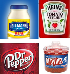 Brand Names -We won't settle for generic