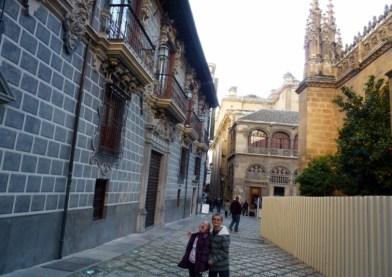 Granada Spain - Three Kings Day
