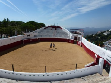 Mijas Spain Bull Ring