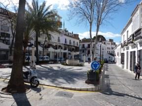 Mijas Spain - Roundabout