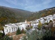 The Village of Pampaneira