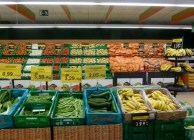 Produce Mercadona Cost of living Spain