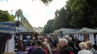 Shopping Almuñécar - The Friday Market