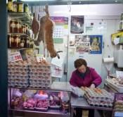 Shopping- Cordoba Spain Market LIttle Bunnies