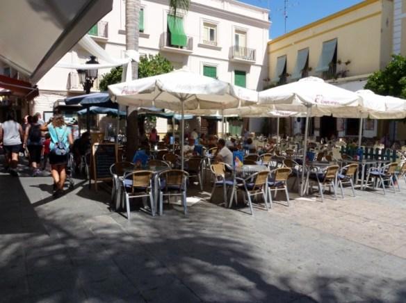 Coffee in Old Town Center - Los Potros