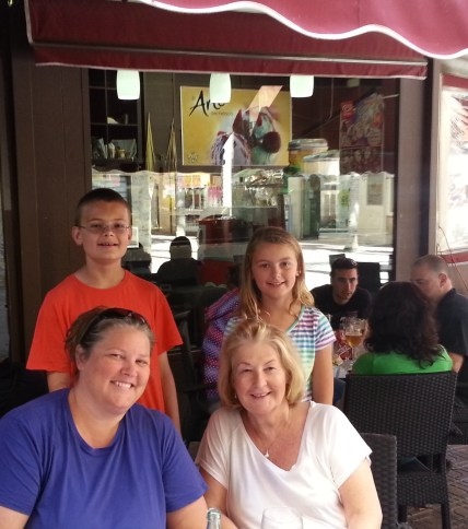 Shirley H and Wagoners Abroad Spring 2014 - Travel Blog Fan