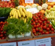 The Great Hall Market Tour Budapest Hungary