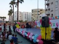 Talent Contest Last Day of School Almunecar Spain June 2014