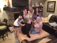 The Girls having fun - family Utah June 2014