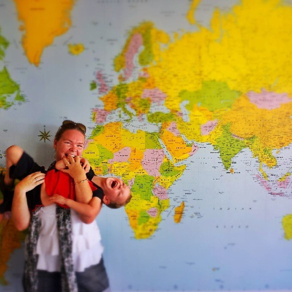TravelWithBender map