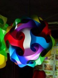 Bangkok Thailand cool lamps