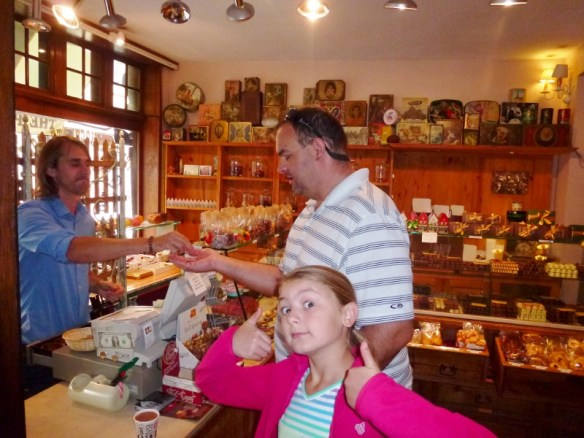 Bruges Belgium Chocolate Galore