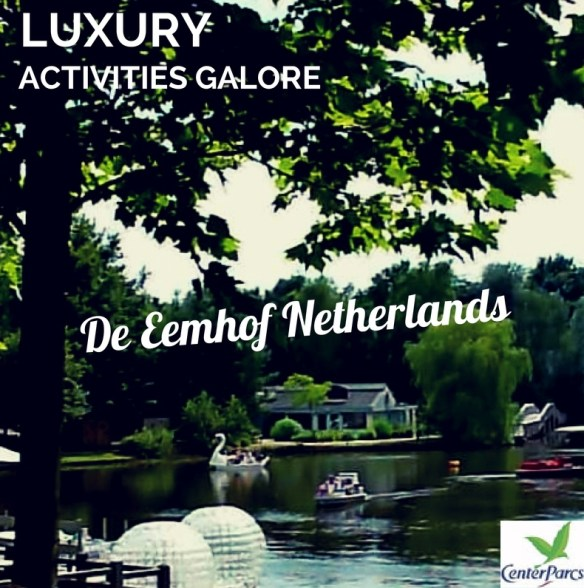 Center Parcs De Eemhof Netherlands Luxury