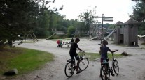 Center Parcs Het Meerdal - Cool lake area with playgrounds