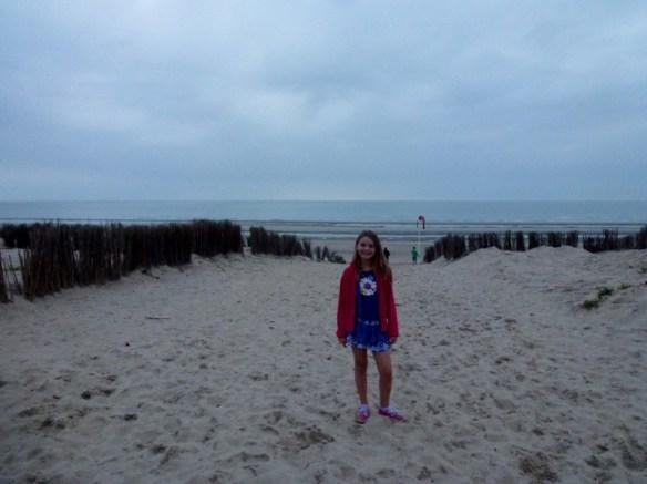 De Haan Belgium - The North Sea