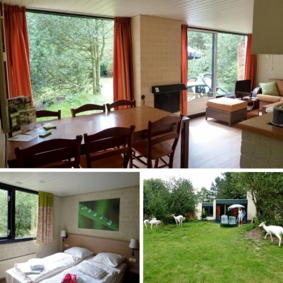 Het Meerdal Cottage collage