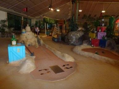 Het Meerdal Indoor Mini Golf very cool