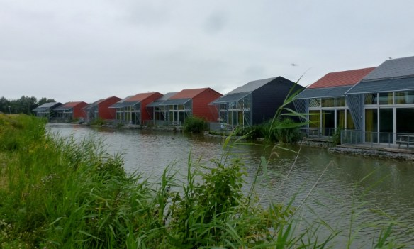 Sunparks De Haan Belgium Lake houses