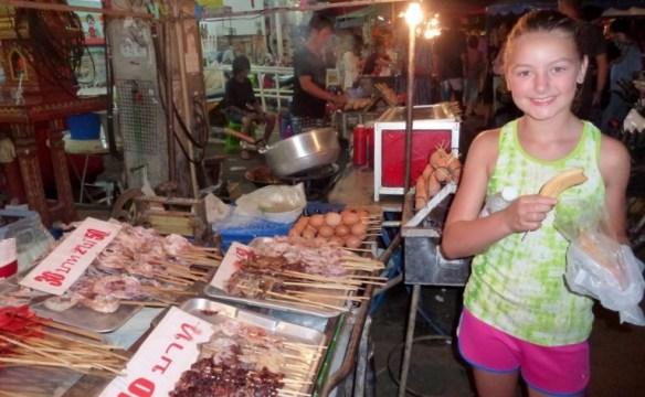 Food Chiang Mai Saturday Night Market