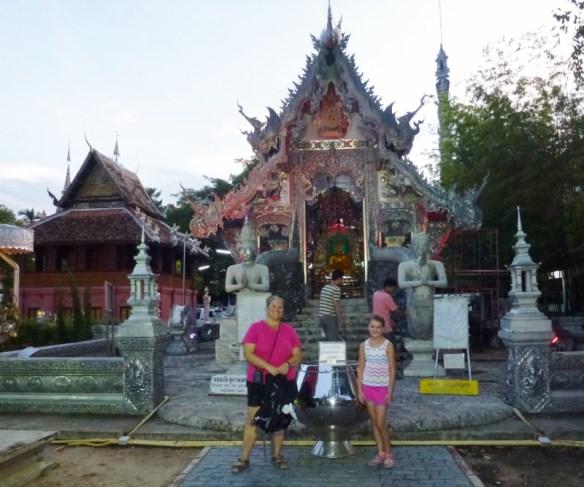 Wat Sri Suphan - Silver Temple Chiang Mai