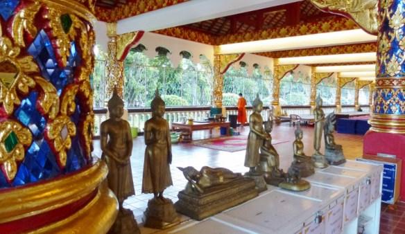 Buddha Poses and Postures Chiang Mai