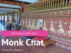Monk Chat Adventures with Anya