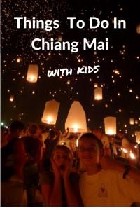Things to do in Chiang Mai with kids - Yi Peng Festival