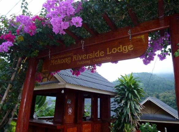 Riverside Mekong Lodge Pakbeng Laos