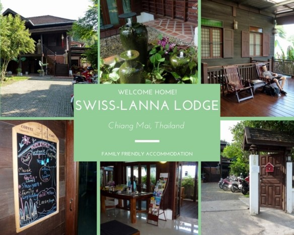 Swiss Lanna Lodge Chiang Mai
