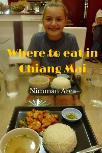 Where to eat in chiang mai