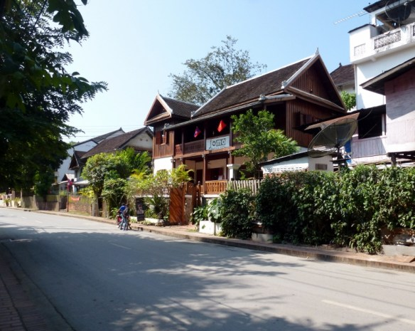 Luang Prabang Around Town Joma