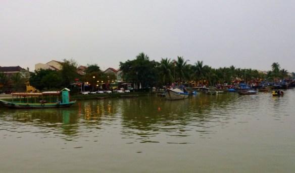 Christmas Eve 2014 Hoi An Vietnam Cinnamon Cruises (1)