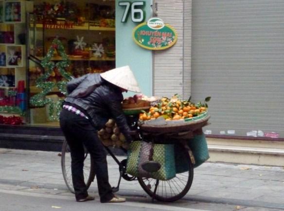 Scooting Around Hanoi
