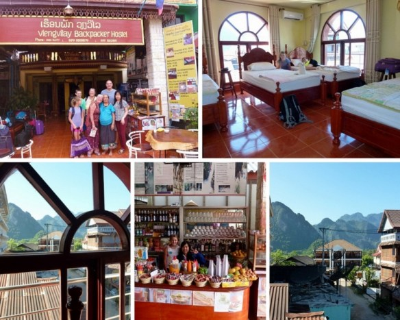 Viengvilay Backpacker Hostel Laos small