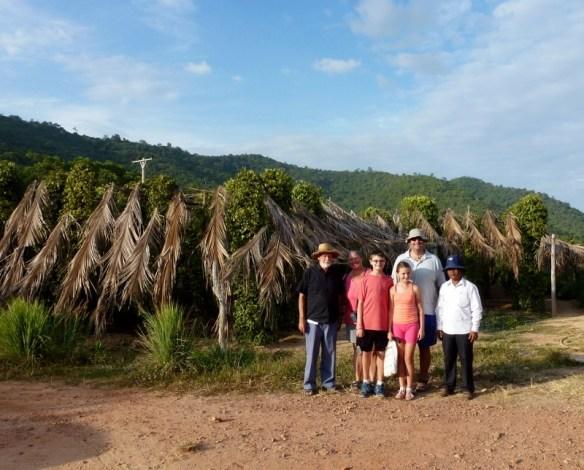 Kep Cambodia Sothy's Pepper Farm