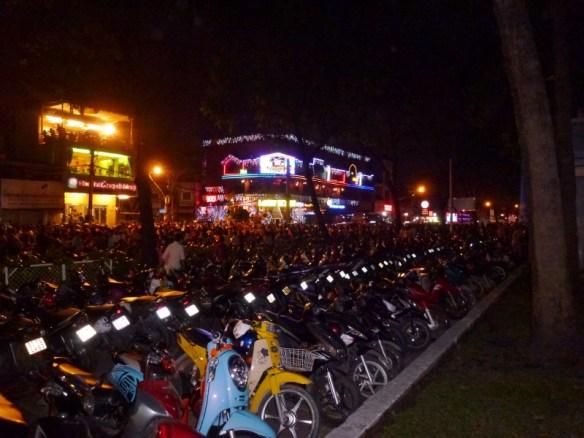 NYE 2015 Ho Chi Minh City Vietnam (3)