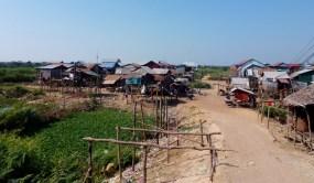 Tara Riverboat Chong Khneas Village