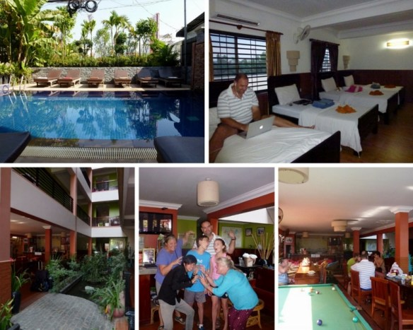 Jasmine Lodge Siem Reap Cambodia - Wagoners Abroad Favorite