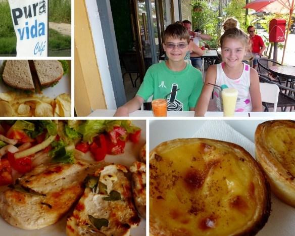 Pura Vida Cafe Haad Yao - Koh Phangan Thailand