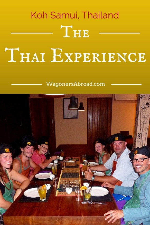 Wagoners Abroad Enjoys The Thai Experience in Koh Samui Thailand.  Read more on WagonersAbroad.com