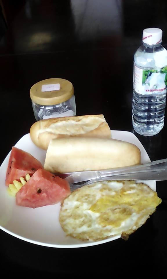 breakfast Jasmine Lodge