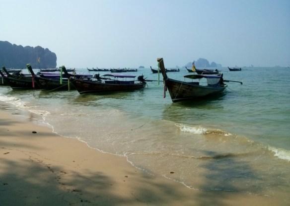 Ao Nang Beach near Krabi Thailand (2)